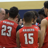 Seager's 33 points leads Hun Boys Basketball to victory