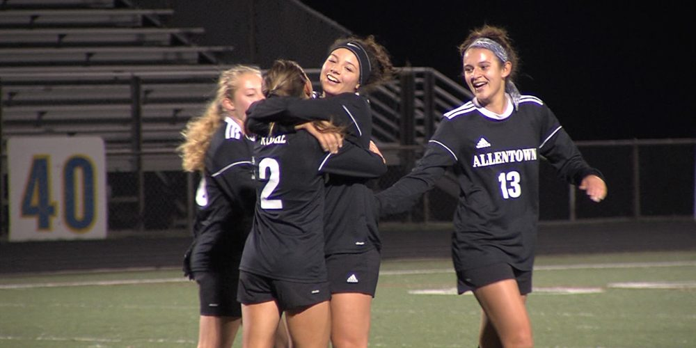 Watch Girls State Soccer Semifinal Highlights