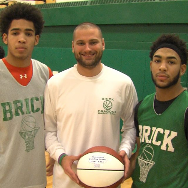 Game Ball tour visits Brick Township and Neptune