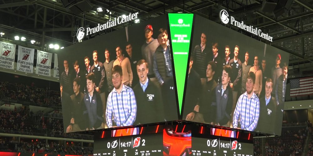 NJ Devils honor state's best at JSZ Hockey Banquet!
