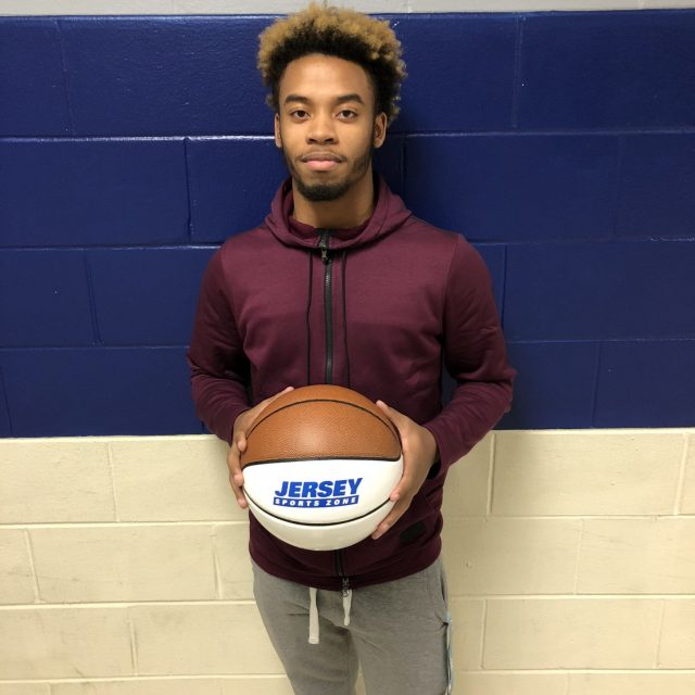 West Windsor- Plainsboro North's Jaden Sands takes home Nery's Game Ball