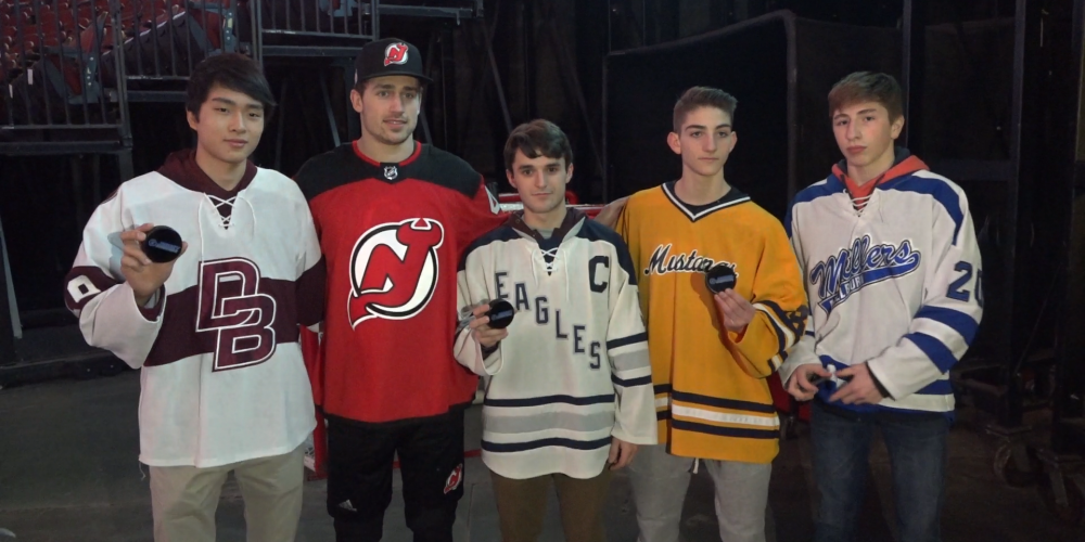 Devils honor JSZ Plays of the Month winners with special night