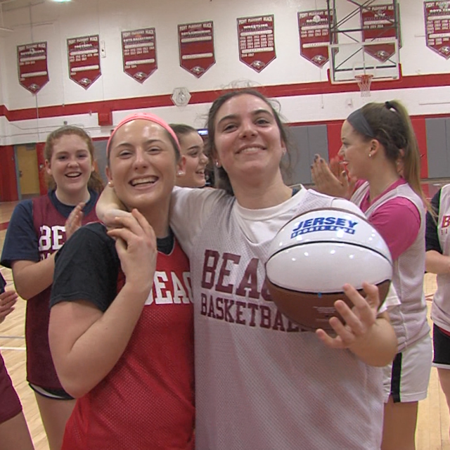 Point Pleasant Beach and Mater Dei win JSZ Game Balls