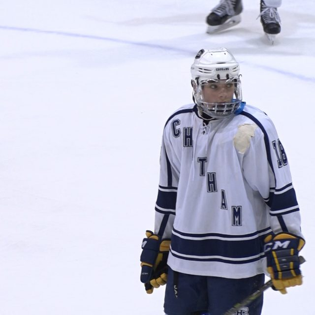 Check out hockey highlights from round 2 of the Public C State Tournament