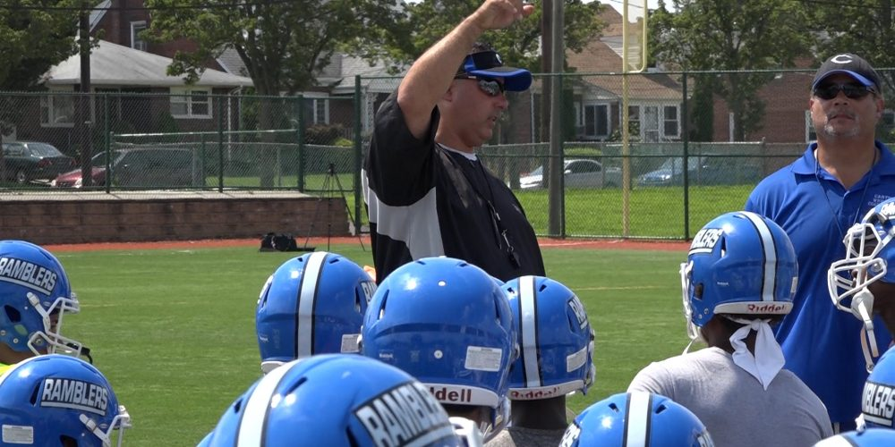 Who will start under center at Carteret?