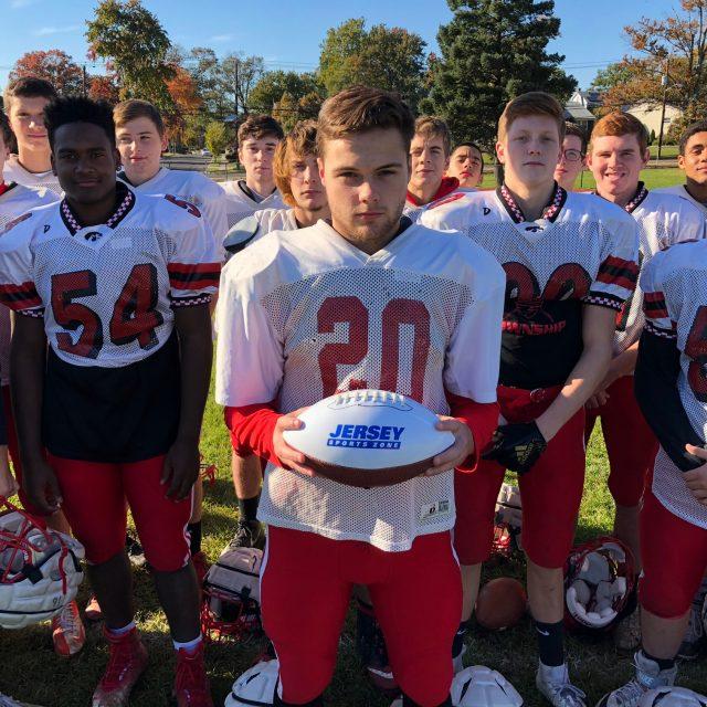 Haddon Township's Shawn Donlon takes home Week 8 South Jersey Game Ball!