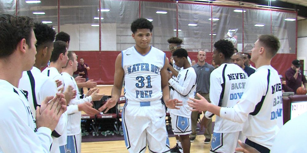Watch Tuesday Holiday Hoops Highlights
