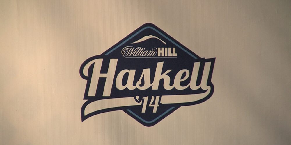 Field set for 2014 Haskell