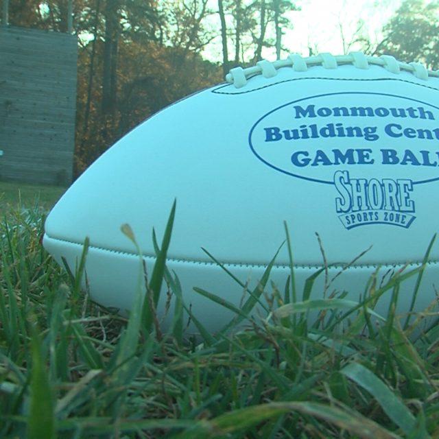 Game Balls go to Jackson Liberty and Pinelands