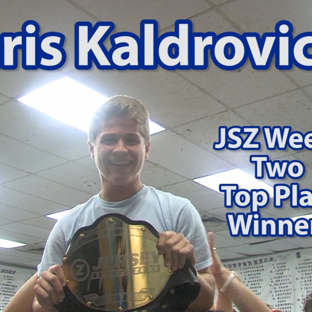JSZ Top Play Belt Goes to Midd South's Kaldrovics for Game-Winning Kick