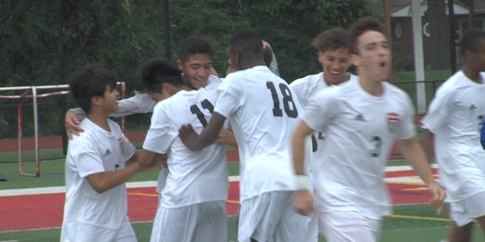 Watch North Brunswick 1 Edison 3 boy's soccer highlights