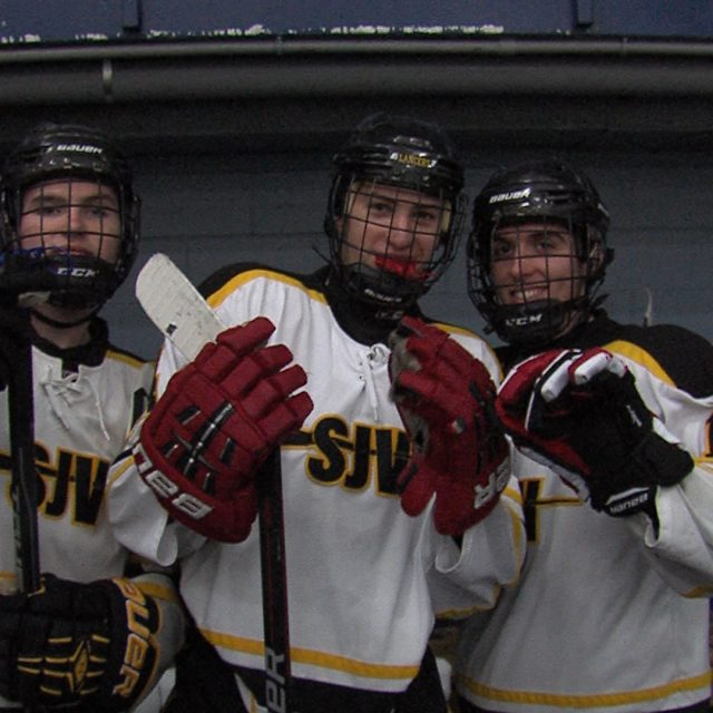 Watch wins for SJV and Point Boro in SCT Hockey