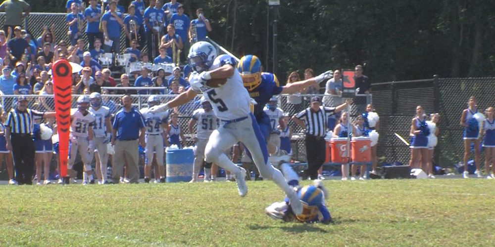 Watch Holmdel 45 Spotswood 7