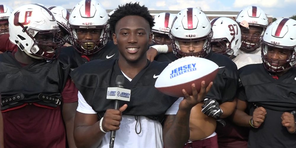 Union's Jacque'e Cook is Courtney's Week 5 Game Ball Winner