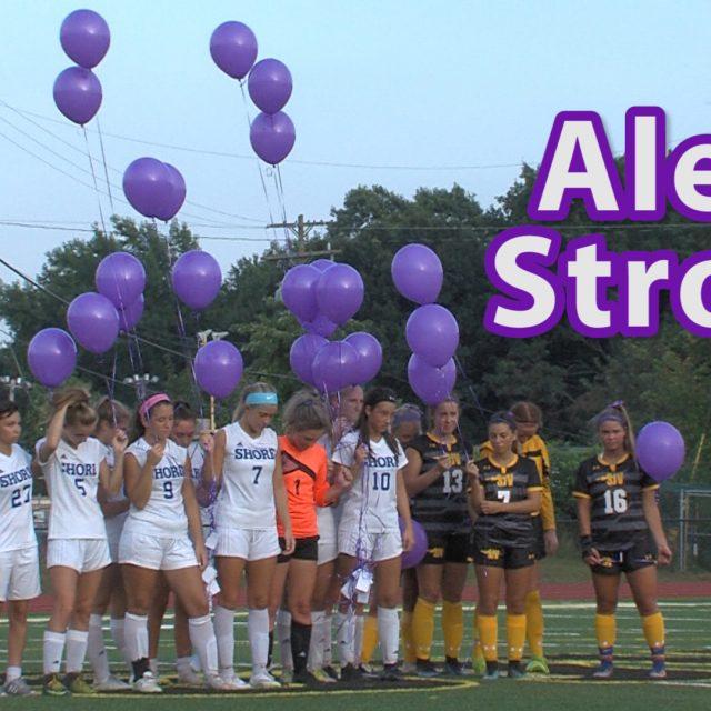 Aleka Strong   Shore Regional Remembers Beloved Teammate