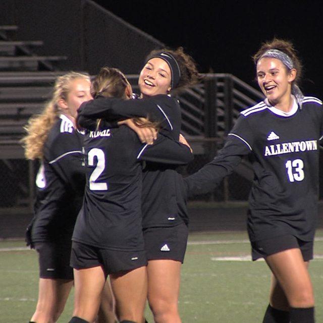 Watch Girls State Soccer Semifinal Highlights
