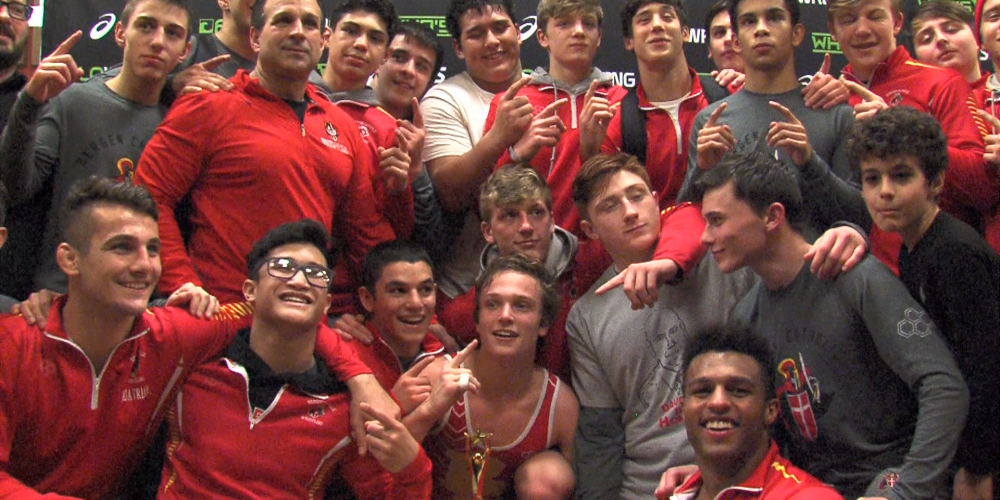 Bergen Catholic wins Who's #1 Duals, claims nation's top wrestling ranking