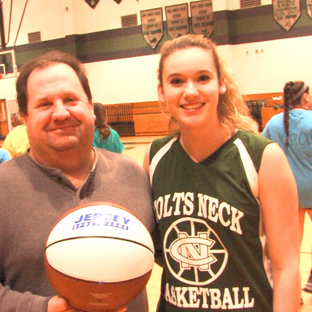 JSZ Game Ball Tour visits Colts Neck and Barnegat