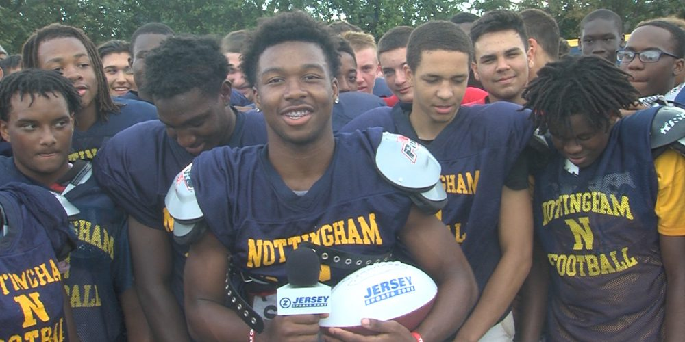 Nery's week 2 game ball winner: Nottingham's Diontae Nicholson