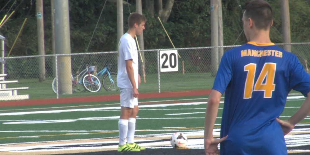 Watch Manchester Two 0 Point Boro 0 Boy's soccer highlights