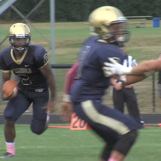 Watch Freehold Boro vs. Monroe week 5 highlights
