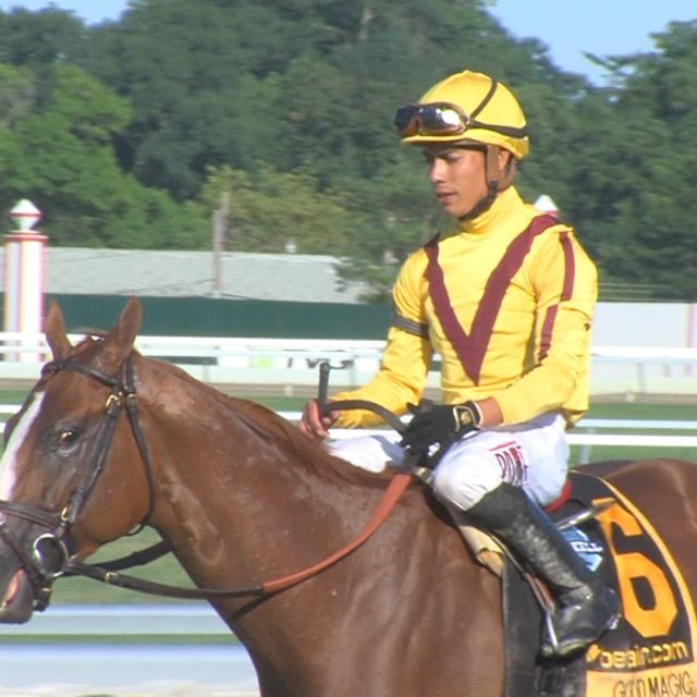 Good Magic wins Haskell Invitational to punch ticket to Breeders' Cup
