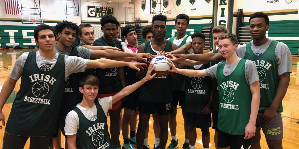 Camden Catholic's Babatunde Ajike wins first NJM South Jersey Game Ball of the year!
