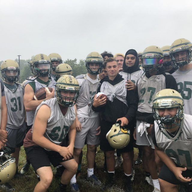 Anthony Albanese wins Week 4 Shore Game Ball