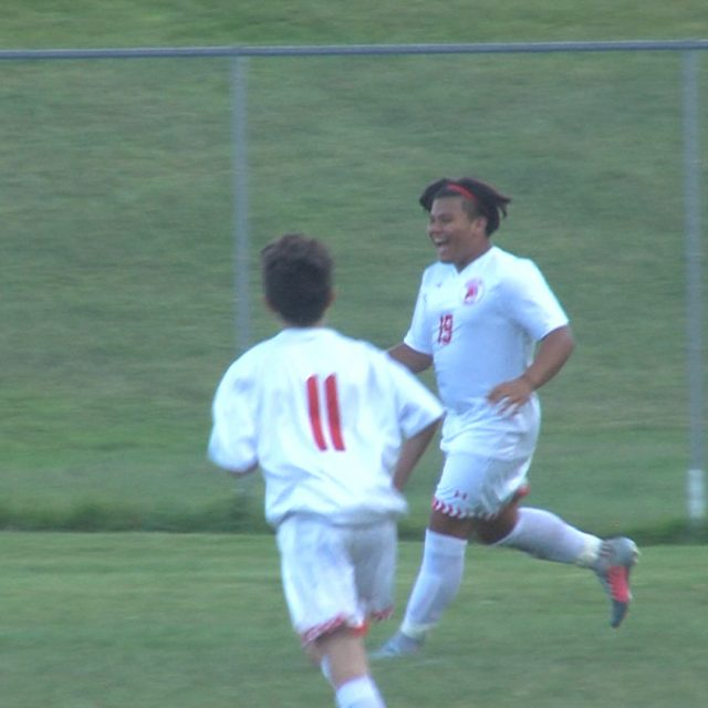 Watch South River 1 Bishop Ahr 4 boys soccer highlights