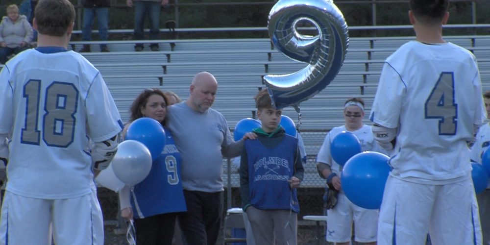 Holmdel Lacrosse Remembers Jack Dowd in a Special Way
