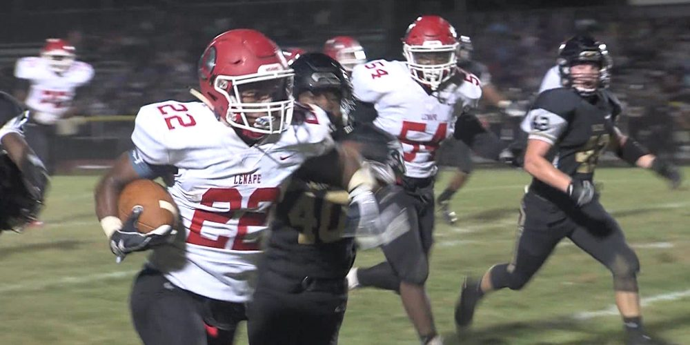 Watch Lenape 47 Burlington Twp. 0 highlights