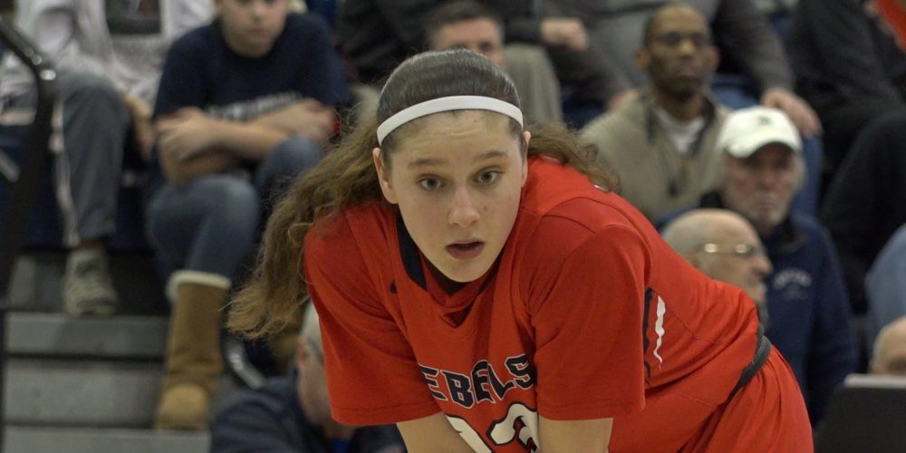 Saddle River Day's Sidor chooses Maize and Blue