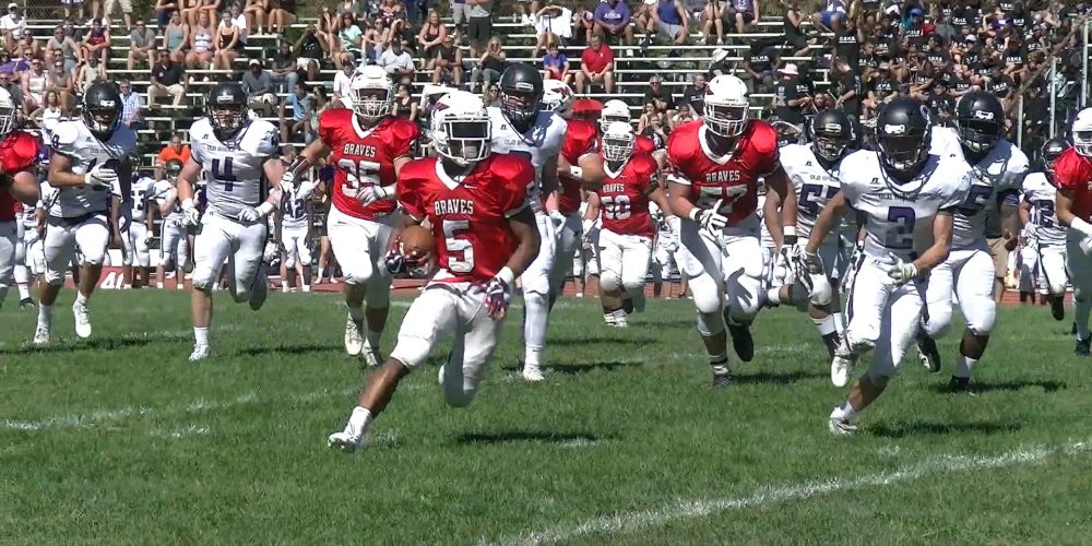 Week 3 Shore Game Ball Honors up for grabs