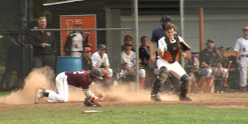 15th seed RBR wins in 15 to advance in state baseball