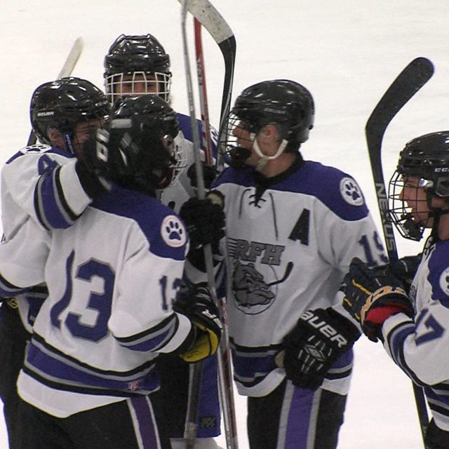 RFH scores upset win at Middletown Holiday Tourney