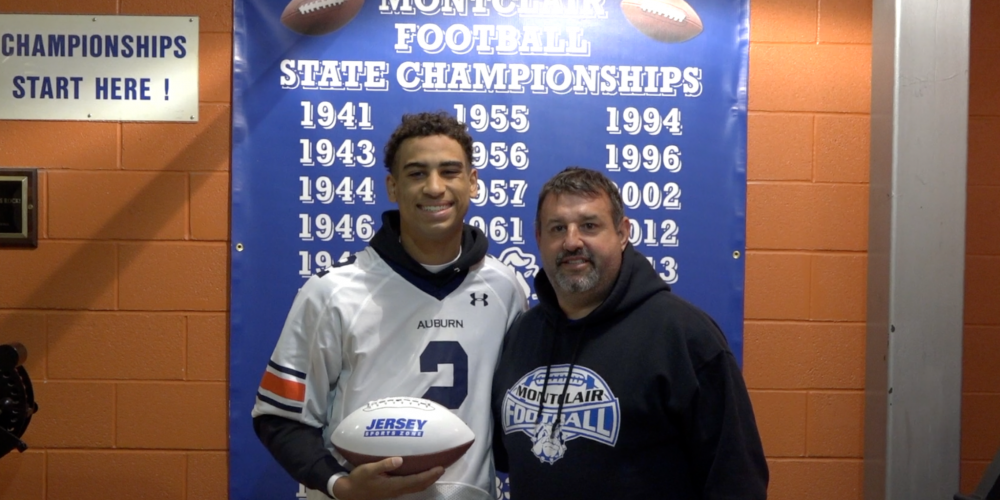 Tarrin Earle Wins Alex's Week-9 Game Ball | 241 Yards & 5 TD's vs Columbia – Watch Presentation