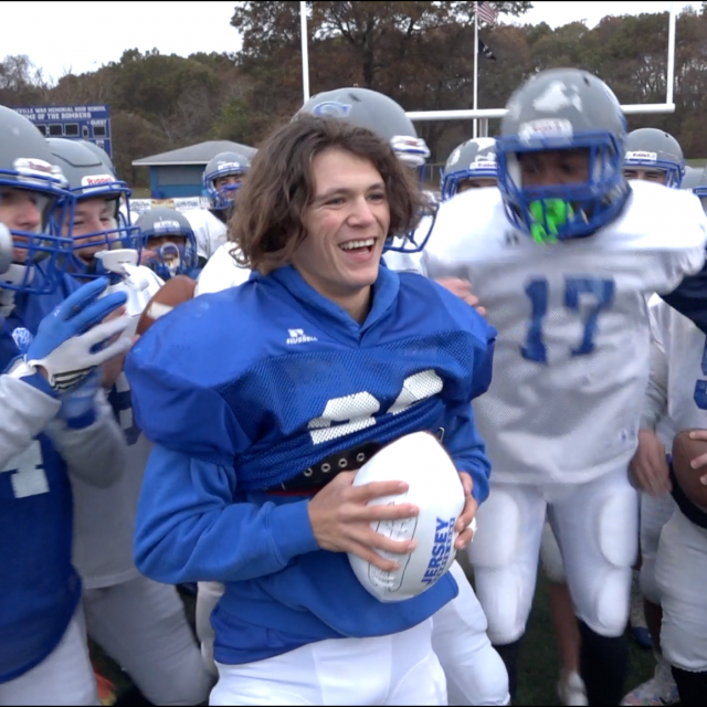 Connor Holmes Wins Alex's Week-10 Game Ball | 151 Yards & 2 TD's vs Colonia – Watch Presentation