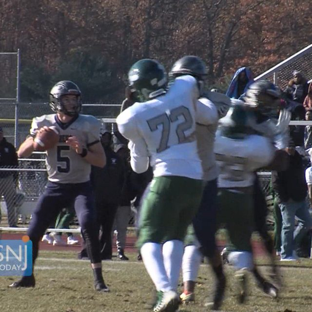 Watch Timber Creek 42 Winslow Township 14 Thanksgiving 2017