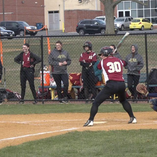 Watch 4.11 Softball Highlights now!