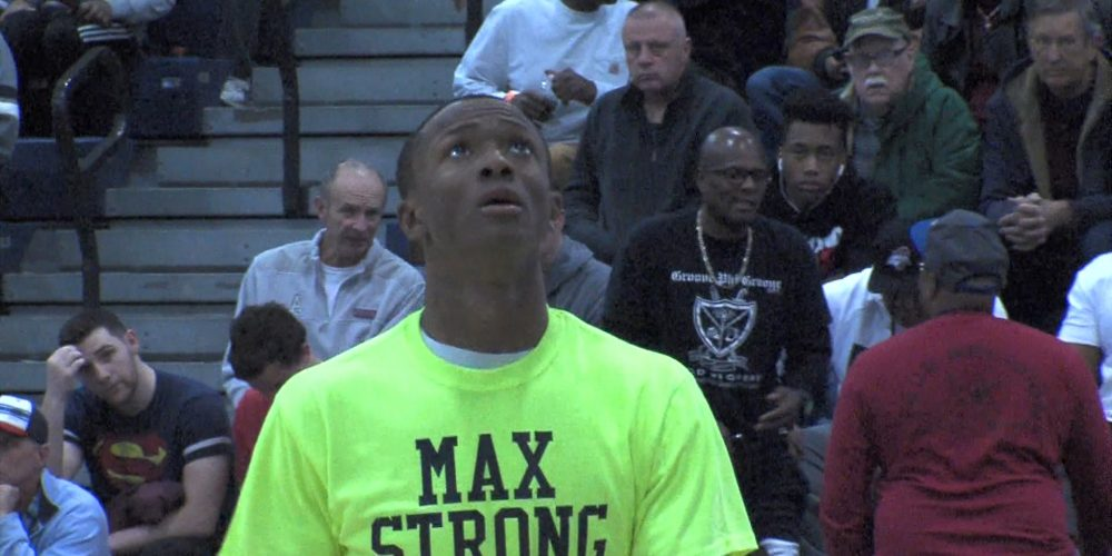 """Ranney rallies """"Max Strong"""" in support of head coach"""