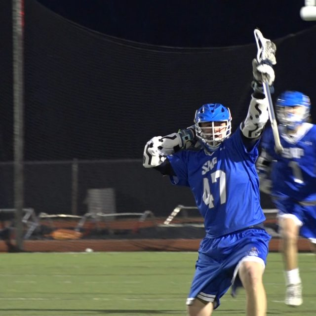 Watch Lacrosse Highlights from 4.9