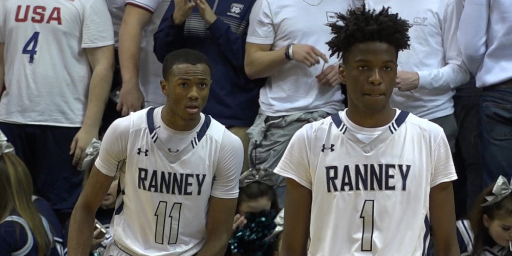 Watch the Ultimate Mix Tapes of Ranney's Antoine and Lewis