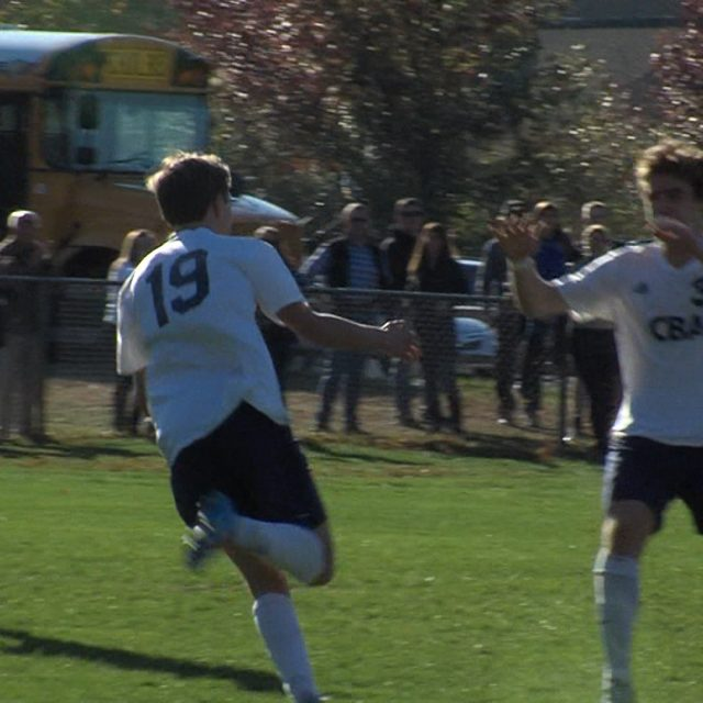 CBA blanks rival to reach finals