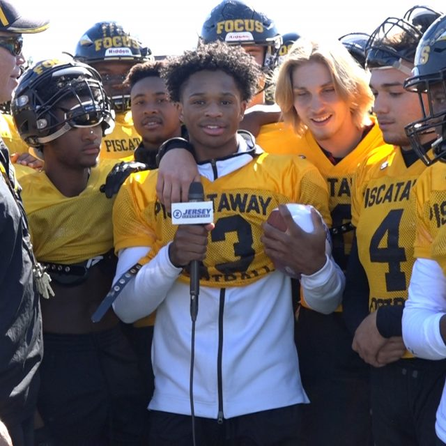 Piscataway's Juwon Jackson is Courtney's Week 6 Game Ball Winner