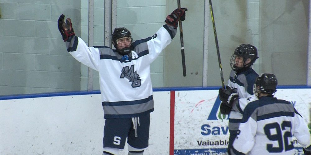 RFH, Middletown South score Tuesday ice wins