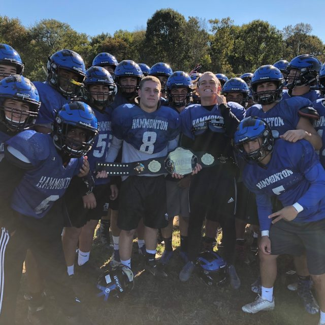 Vandever Brothers Bring Week Six Top Play Belt to Hammonton!