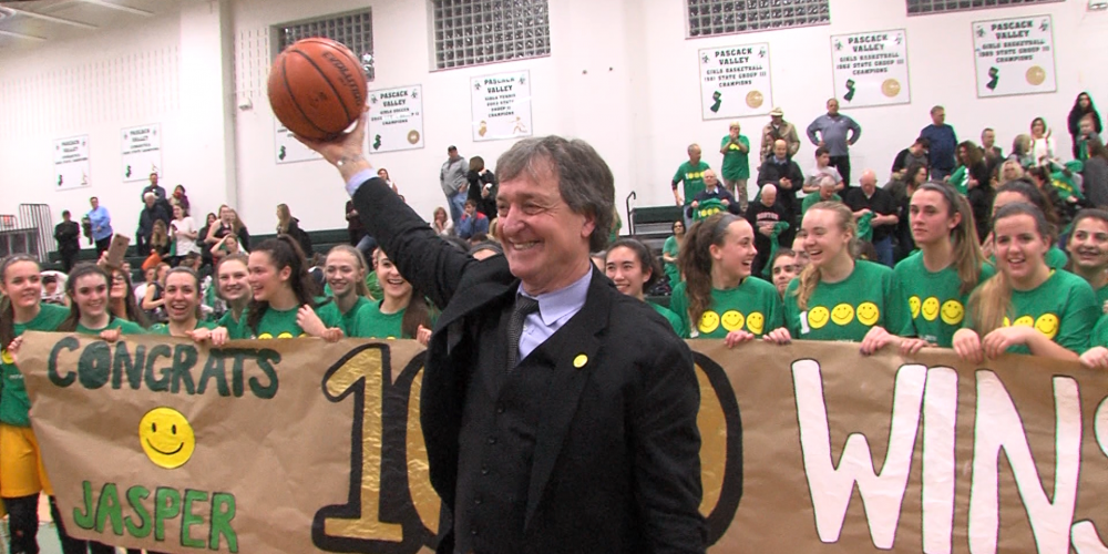 History in Hillsdale – Pascack Valley's Jasper wins 1000th