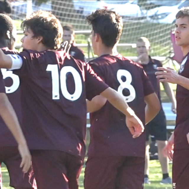 USA's No. 1 St. Benedict's Prep Stays Perfect With Win at Lawrenceville – Watch Highlights