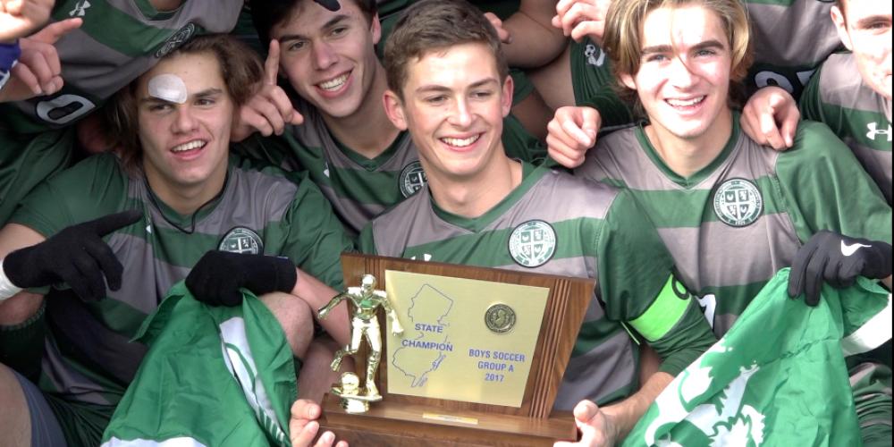 Delbarton School Reigns Supreme in New Jersey Sports
