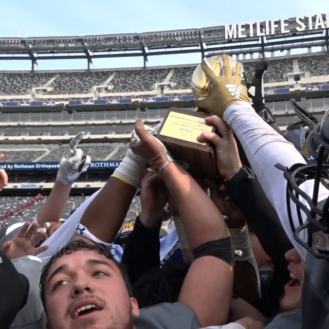 Watch JSZ Saturday 12.1 NJSIAA State Football from MetLife!